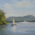 Lakeside Lighthouse on Lake Sunapee