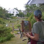 Artists Weekend at The Fells
