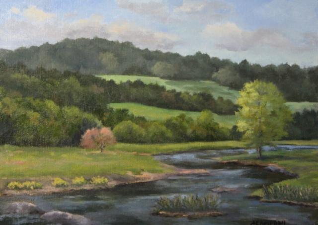 Sugar River New Hamsphire