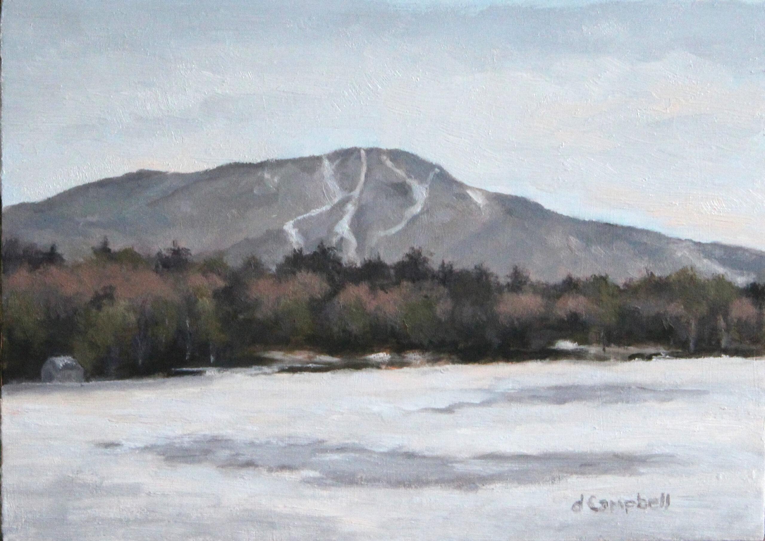 Mount Sunapee ski trails